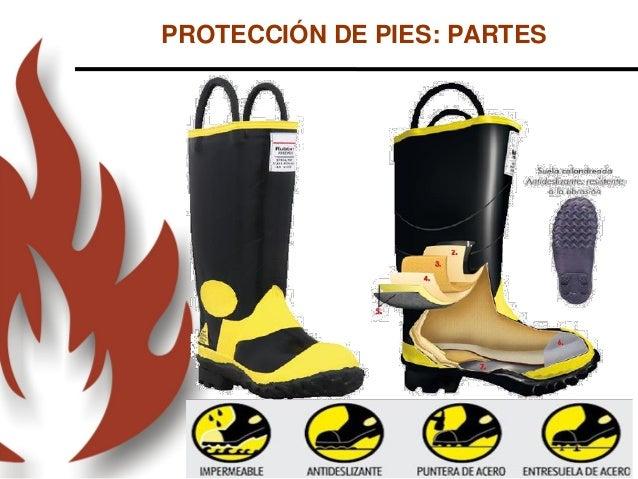 ... botas y preferiblemente de algodón o resistente al calor  59. GUANTES  DE PROTECCIÓN CONTRA ... 7f53d0dcffbe8