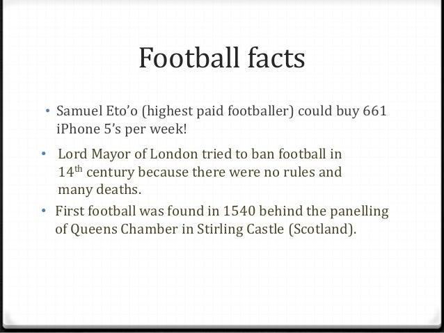 History of Football - The Origins
