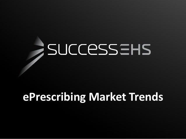 ePrescribing Market Trends