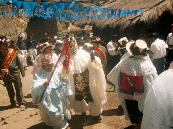 Elcentro poblado de Pomapata del distrito de Huasta Provincia de Bolognesi Celebra sus festividades costumbristas o tradic...