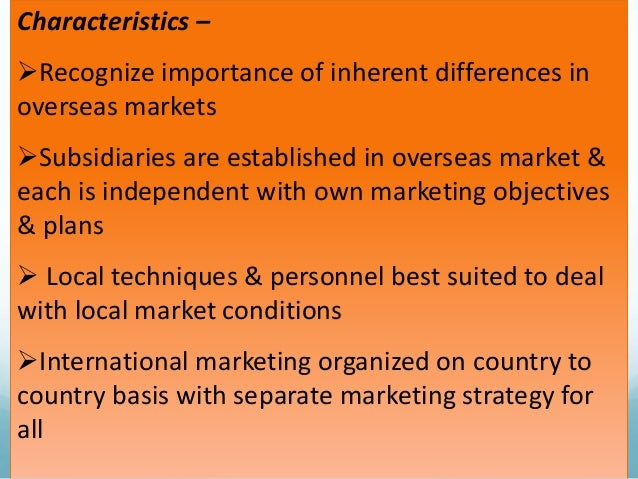 International Trade: Features, Advantages and Disadvantages of International Trade