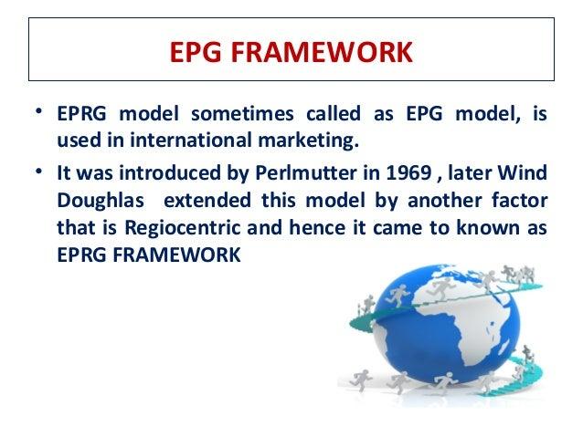 eprg framework Thorben buck, jorge chajchalac, robert hohnsbehn, dorothea palka with the friendly assistance of dennis juschas labor marketing und multimedia (mum) http.