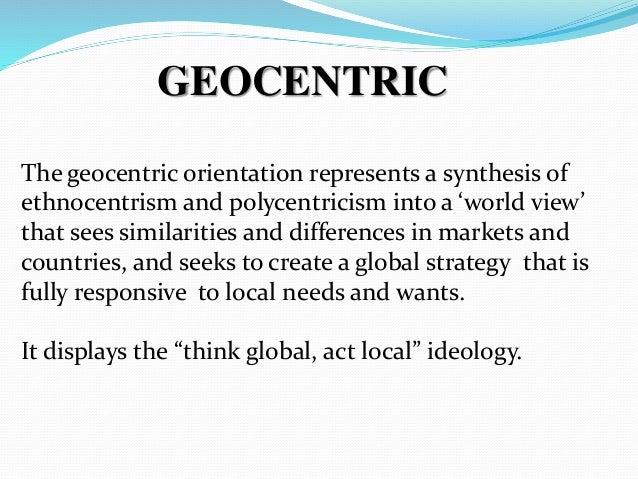 epg model Epg model is an international business model including three dimensions –  ethnocentric, polycentric and geocentric it has been introduced by howard v.