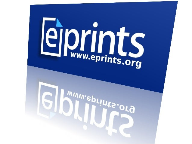 EPrints  State  of  Na/on  In  our  15th  year  (sw)  And  our  10th  year  (service)