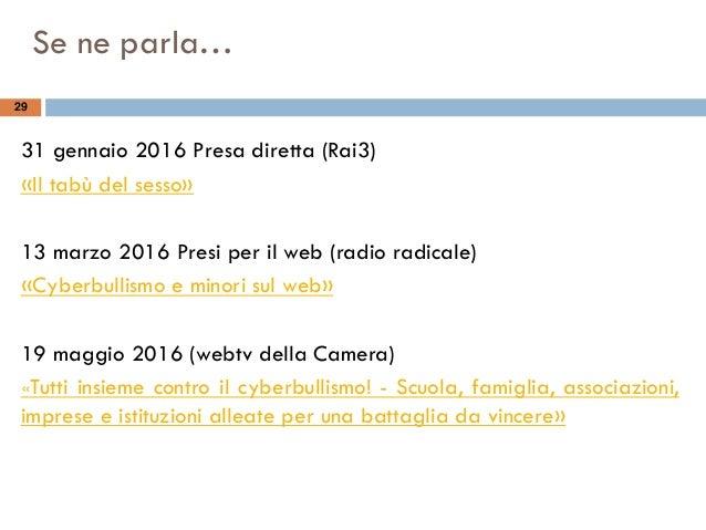 E privacy 2016 avv valentina longo giugno 2016 for Diretta radio radicale