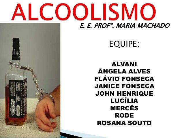E. E. PROFª. MARIA MACHADO EQUIPE: ALVANI ÂNGELA ALVES FLÁVIO FONSECA JANICE FONSECA JOHN HENRIQUE LUCÍLIA MERCÊS RODE ROS...