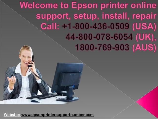 Website: www.epsonprintersupportnumber.com