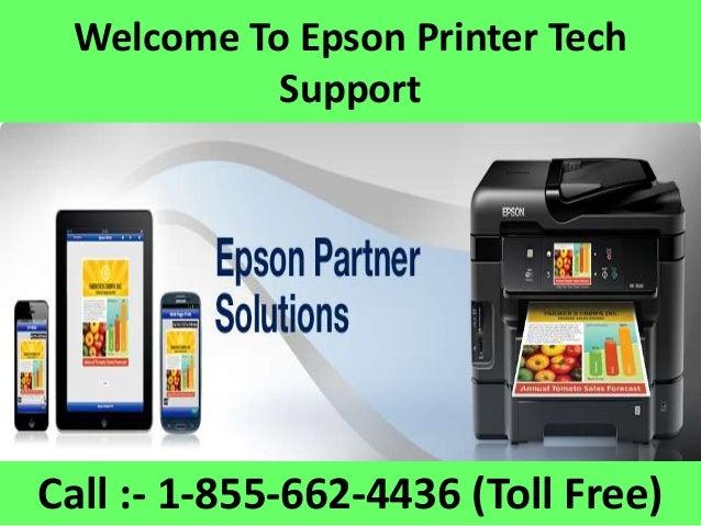 Epson Printer Help Desk Number 1 855 662 4436 Epson Pinter