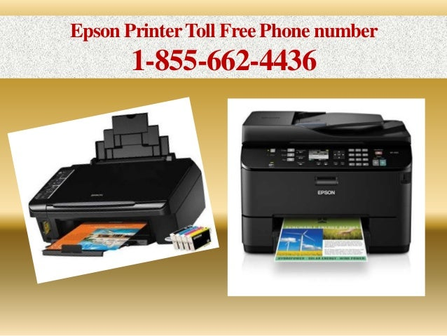 1 855 662 4436 Epson Printer Troubleshooting