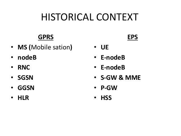 EPS presentation