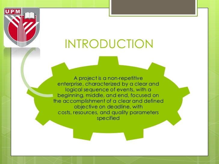 Agricultural project planning Slide 3