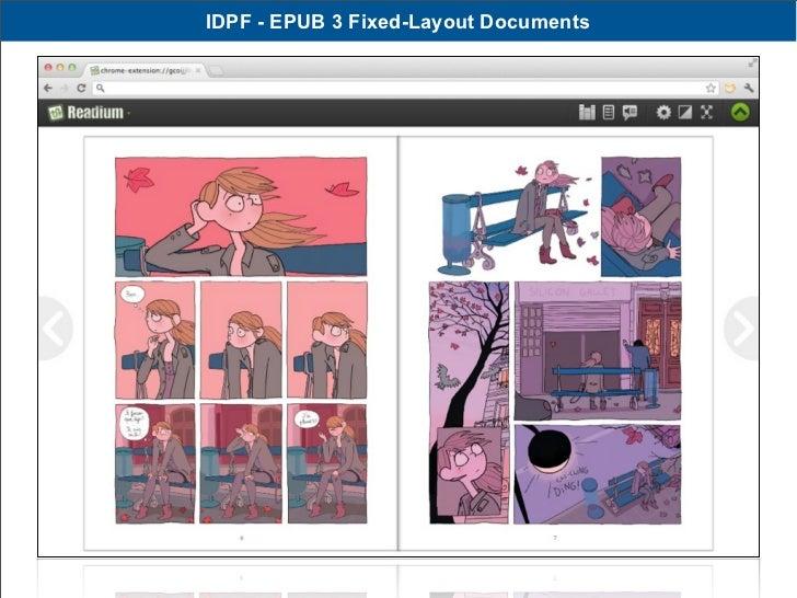 IDPF - EPUB 3 Fixed-Layout Documents