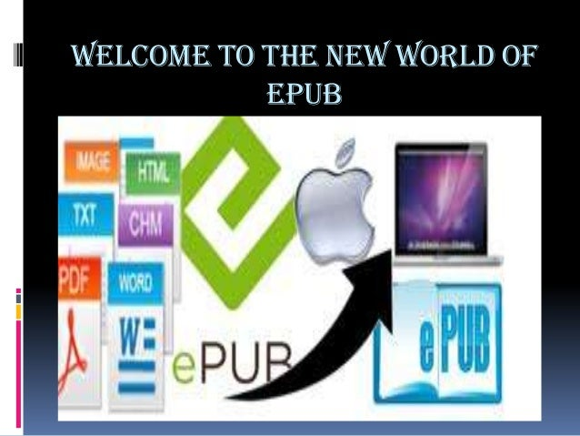 WelCome to the new world of           Epub