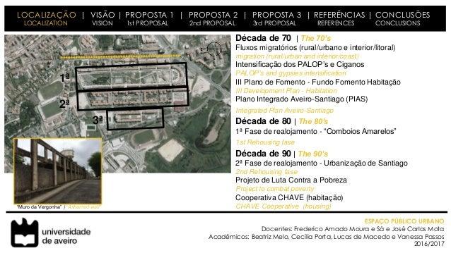 Espaço Público Urbano - Santiago Slide 3