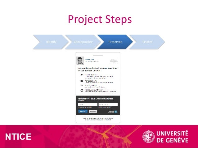 NTICE Project Steps