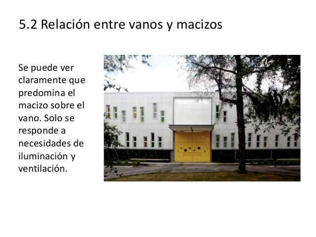 Eq 6 kinder guarderia docet instituto semi mod analogo - Vano arquitectura ...
