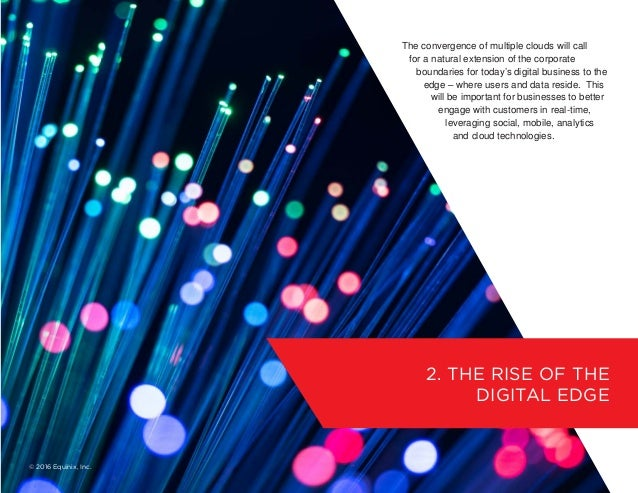 Equinix's 7 Bold Predictions for the Connected Enterprise in 2017 Slide 3