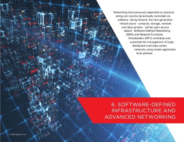 Equinix\'s 7 Bold Predictions for the Connected Enterprise in 2017