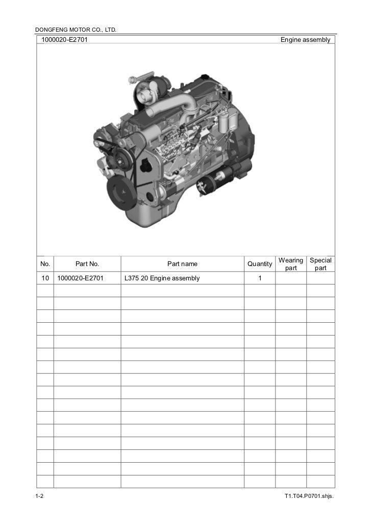 Eq4251 w2 t375 spare parts catalogue