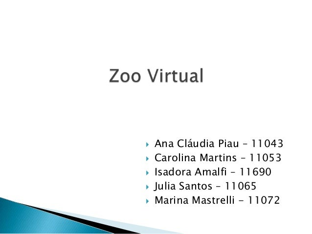    Ana Cláudia Piau – 11043   Carolina Martins – 11053   Isadora Amalfi – 11690   Julia Santos – 11065   Marina Mastr...