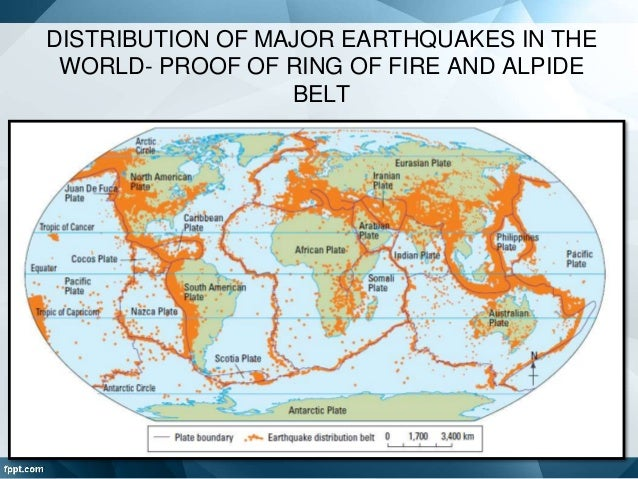 Review of recent earthquakes in the light of plate tectonics and seis 45 distribution of major earthquakes gumiabroncs Gallery