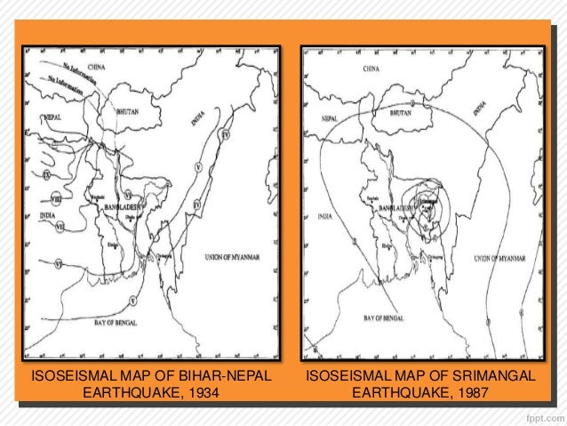 the great indian earthquake of 1934 pdf