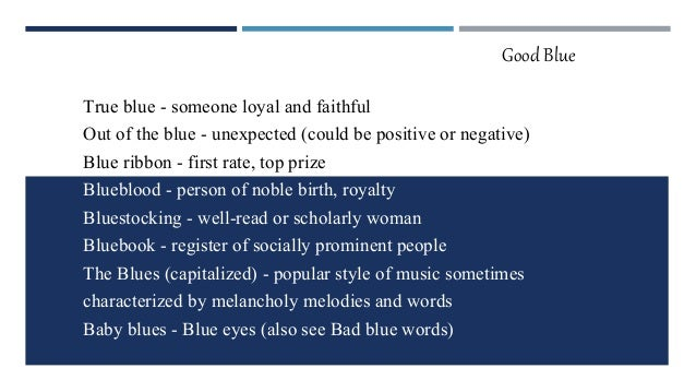 Meanings Of Blue Color Bright Blue Suit