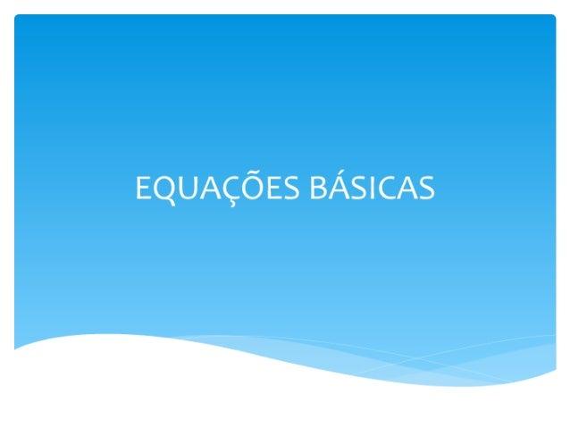 Equações 7 ano 2.0