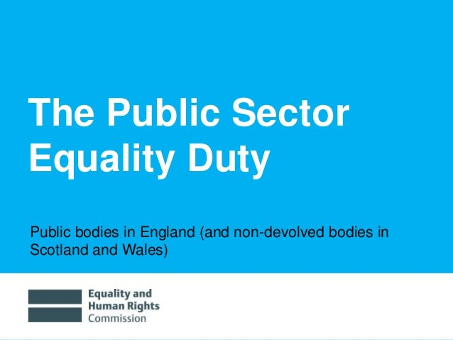 Image result for public sector equality duty
