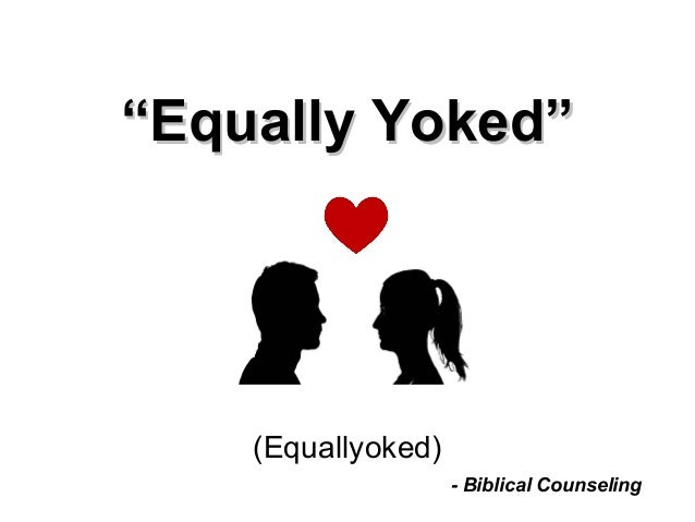 Equally yoked christian dating service