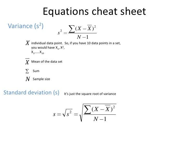 statistics formula sheet regression Aqa statistics 1 revision notes wwwmathsboxorguk  q equals or exactly use the formula p  q to plot the regression line.