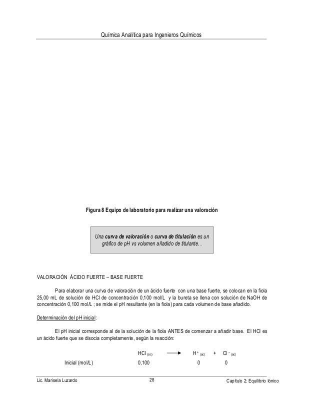 Equilibrio ionico1 solucionario de ejercicios