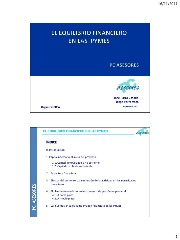 16/11/2011                                                         José Parra Casado                                      ...