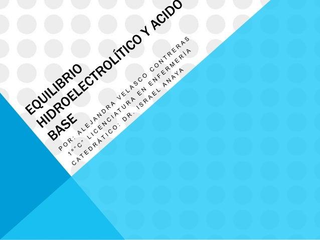 LÍQUIDOS DEL ORGANISMO *Agua *Electrolitos *Otras sustancias