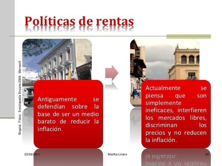 Bogotá. Fotos: Enciclopedia Encarta 2009. Microsoft                                                      Políticas de rent...
