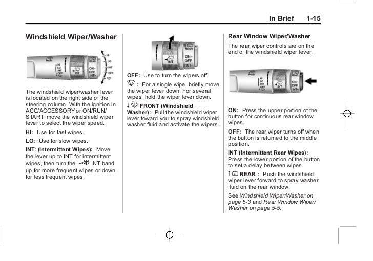 2013 chevrolet equinox owners manual pdf