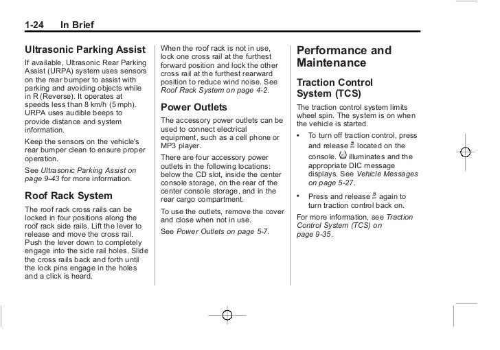 2012 chevy equinox owners manual pdf