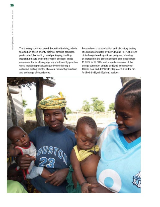Africa: Fortified Flour And Chewing Gum - New Approaches to Malnutrition