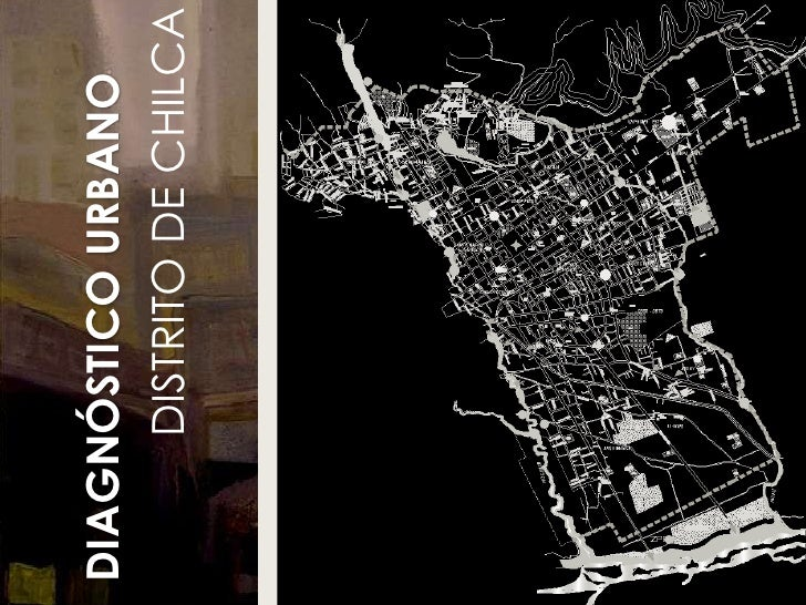 DIAGNÓSTICO URBANO <br />DISTRITO DE CHILCA<br />