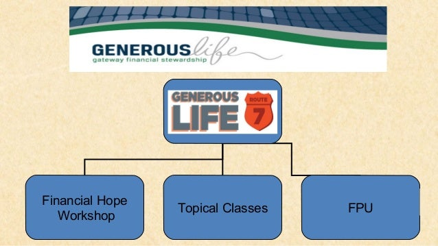 Equip - Living the Blessed Life Slide 3