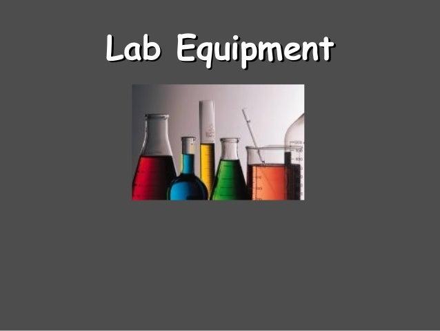 Lab EquipmentLab Equipment
