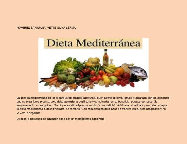 Equipo 7 dieta mediterranea