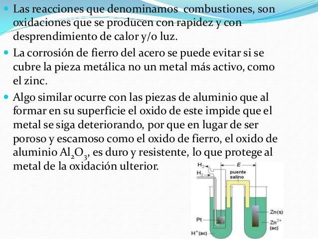  Los números de oxidación son negativos si se gananelectrones, por ejemplo:Cl + 1e- Cl- Los números de oxidación son pos...