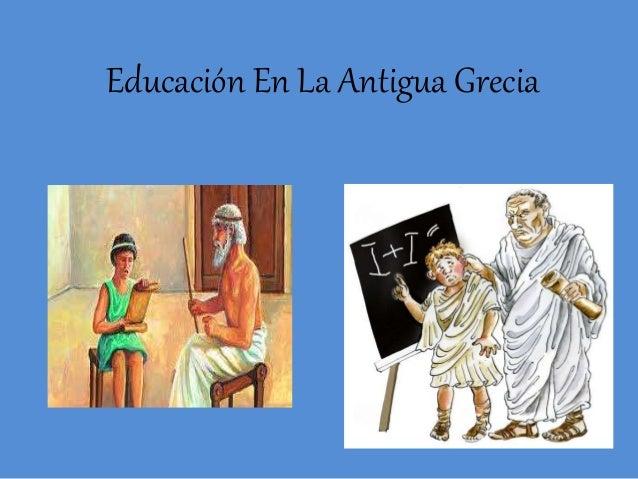 educaci n en la antigua grecia