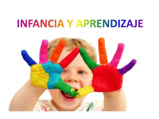 Infancia y aprendizaje for Que es jardin de infancia