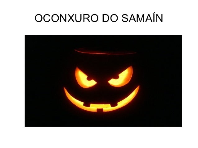 OCONXURO DO SAMAÍN
