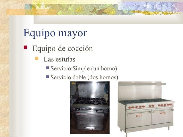 cocina mayor