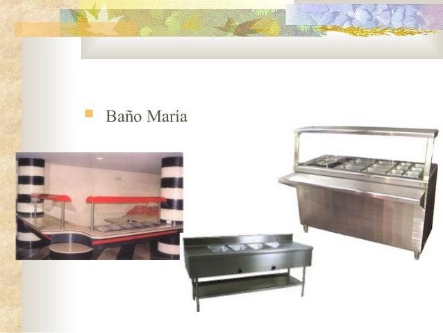 Equipo de cocina mayor menor t rminos restaurante - Estufas de bioetanol calientan ...