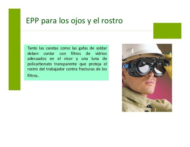 Equipo De Proteccion Personal Para Soldadura Por Arco