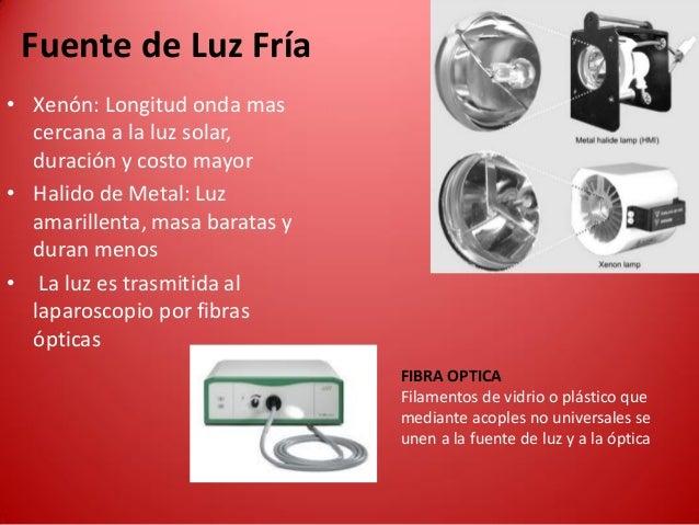 Equipo e instrumental laparoscopico for Equipo mayor y menos de la cocina pdf